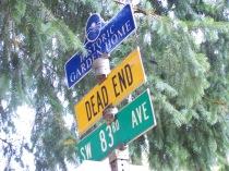 GardenH.Rd. 83rd