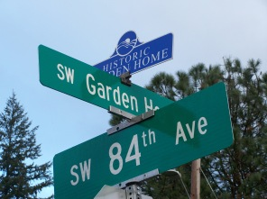 GardenH. Rd, 84th, north