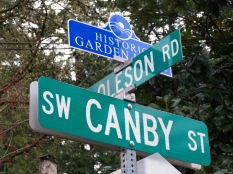 Oleson, Canby