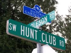 Oleson, Hunt Club Rd.