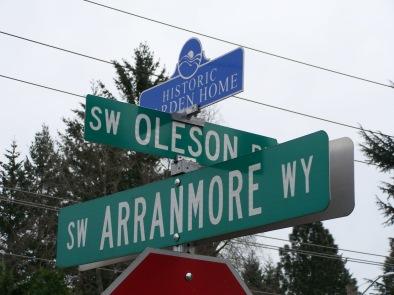 Oleson,Arranmore Way