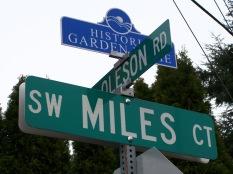 Oleson,Miles Ct.