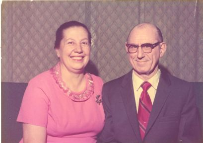 Mary and Otto Arndt, circa 1970s