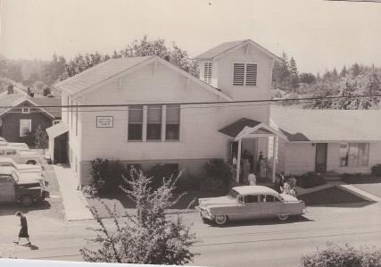 Old Community Methodist Church