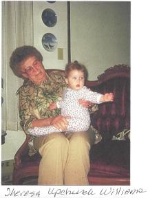 Theresa Upchurch Willaims circa early 1990s