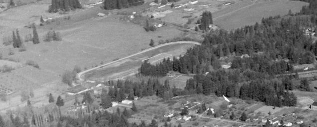 Hunt Club from SW (SW 76th in lower foreground)