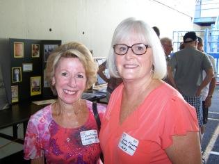 Jean and Lynn Flowers