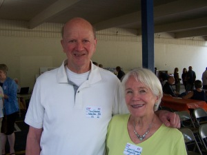 Dick and Janet Harbert