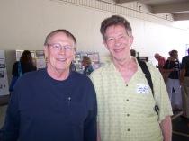 Steve Skyhar and Burl Ross