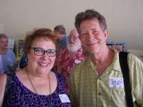 Lori Storrs Snyder and Burl Ross