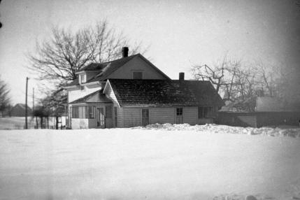 Replogle house, 1920s, near the school property facing SW Garden Home Road