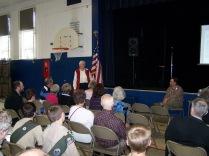 Alta Hansen recalls witnessing the 1944 plane crash
