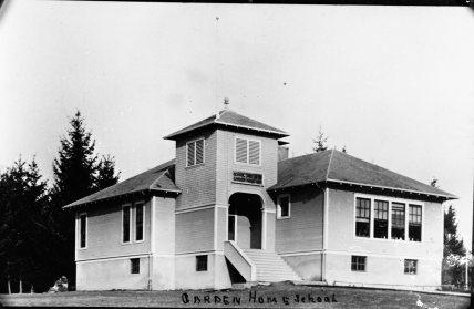 1912 Garden Home School