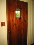 8550 SW Garden Home Rd - Stefanicgrimsbo log cabin - front door interior