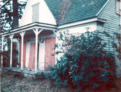 Fanno Farm House - before renovation