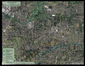 Oregon Electric Railway locations