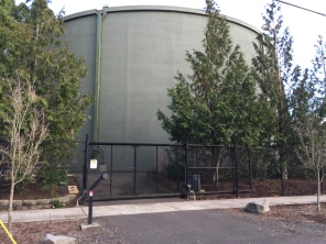 1.75 million gallon Tualatin Valley Water District tank