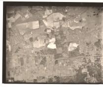 1936 aerial photo of SW Multnomah Blvd