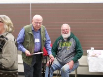 Garden Home School Principal Don Dunbar and Ron Mapes - History Society Roundtable May 18, 2018