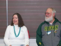 Ginny and Ron Mapes - Ginny Mapes reception May 18, 2018