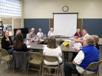 History Society Roundtable May 18, 2018 at Garden Home Recreation Center