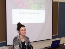 Nicole Shreve - History Society Roundtable May 18, 2018