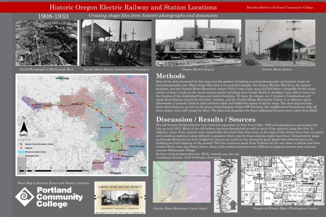 Slattery Research - OE railway maps - Overview
