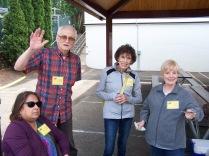 2018-08-25 Mini-Market - Susan Houseman, John Pacella, Carole Vranizan, Marie Pacella