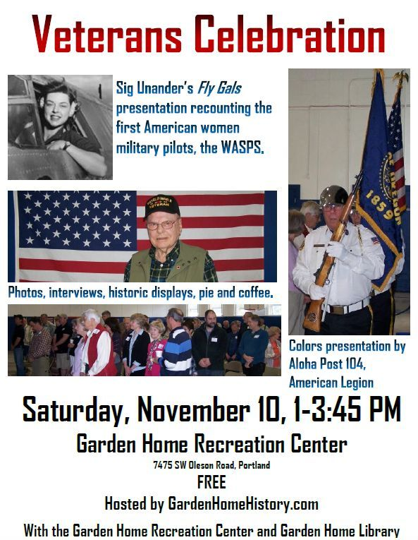 November 10, 2018 Veterans Celebration