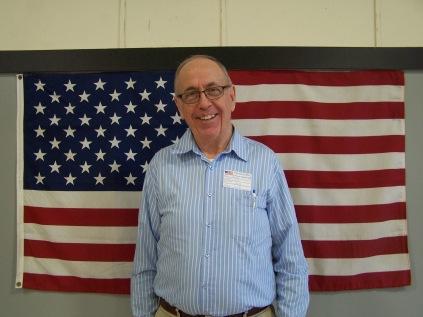 Jim Arndt USN 1965-71 and 1990-2008