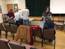 2019-01-08 history reenactment - viewing exhibits