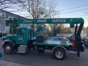 2019-01-30 Post Office Safe - Parent crane truck
