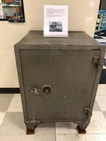 2019-01-30 Post Office Safe - safe in place, GH Growlers
