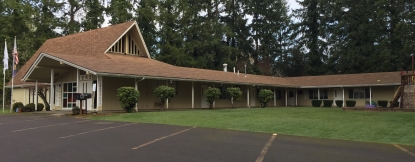 Korean Society of Oregon - building
