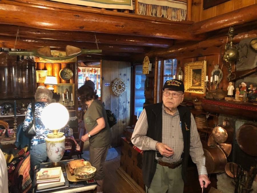 Fogelbo tour 2019 interior - Don Dunbar