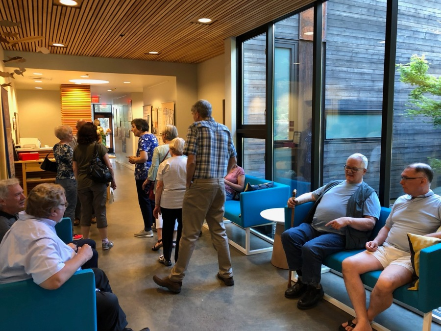 Nordia house event 6-2019 - attendees
