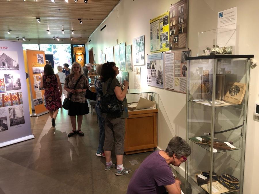 Nordia house event 6-2019 - display hall 1