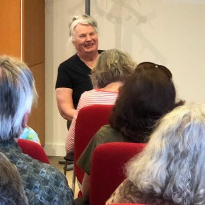 Nordia house event 6-2019 presentation - Ann Stoller