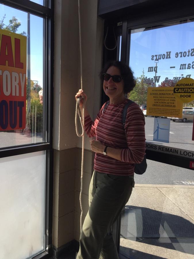 2019 Bell Ringing - Anne Herman