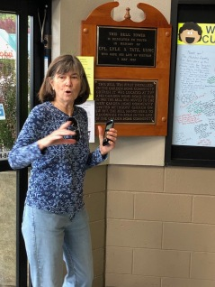 2019 Bell Ringing - Carol Kochenderfer