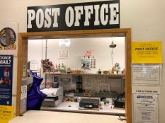 2019 Bell Ringing - Post office