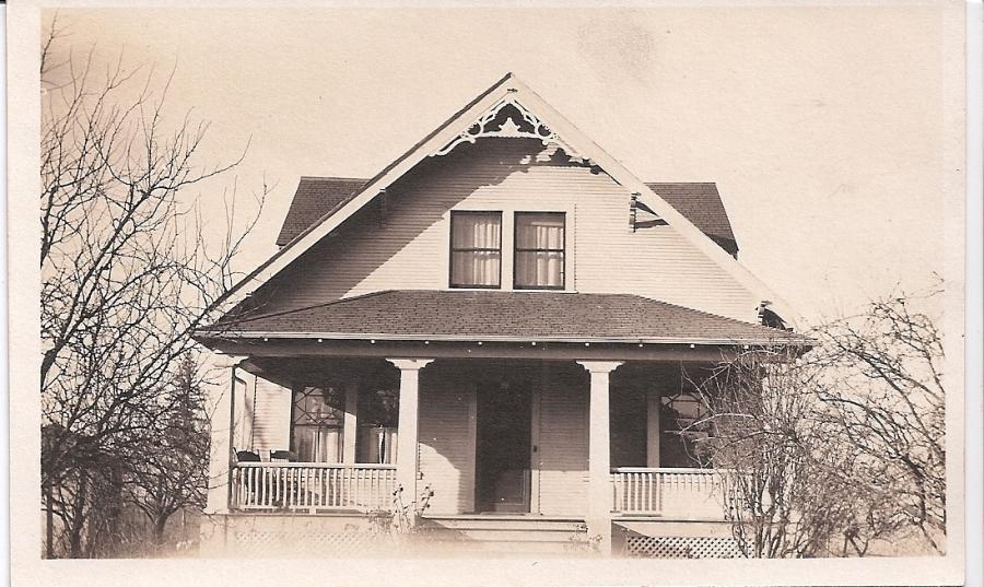 Chris Gertsch home (front)