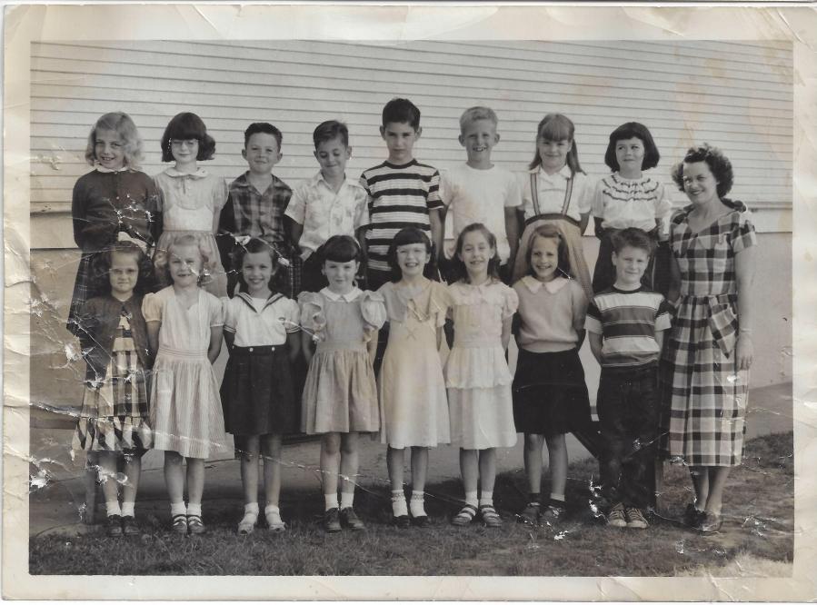 Garden Home School 1953 - 3rd grade