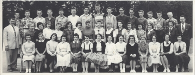 Garden Home School 1957 - 8th grade