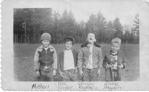 Michael Norris, Dale Bender, Stevie Payton, Shane Hayden, 1940s