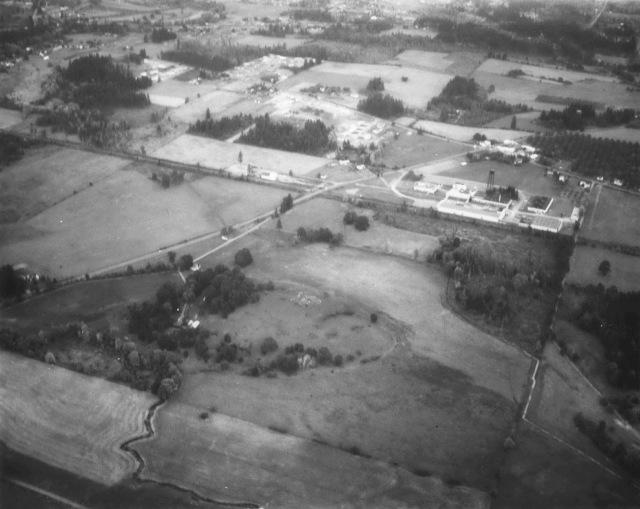 1950s Progress (looking east) - aerial_12_p