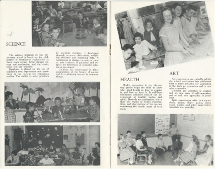 Garden Home School 57-58 Yearbook - page 6