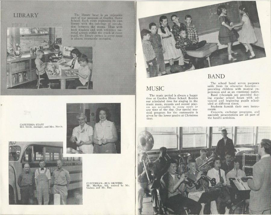 Garden Home School 57-58 Yearbook - page 7