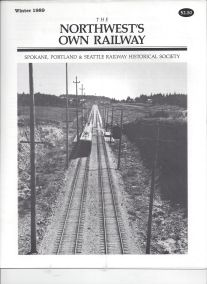Oregon Electric Railway at Shahapta near Garden Home - Northwests Own Railway