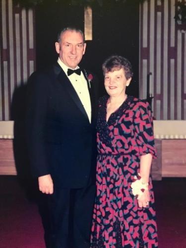 Patty and Bill Gazeley